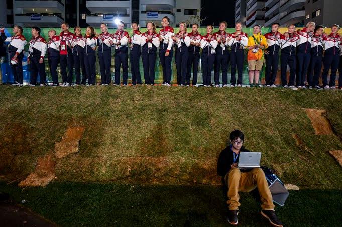 واشنگتن پست با استفاده از روباتها، المپیک ۲۰۱۶ ریو را گزارش میکند!