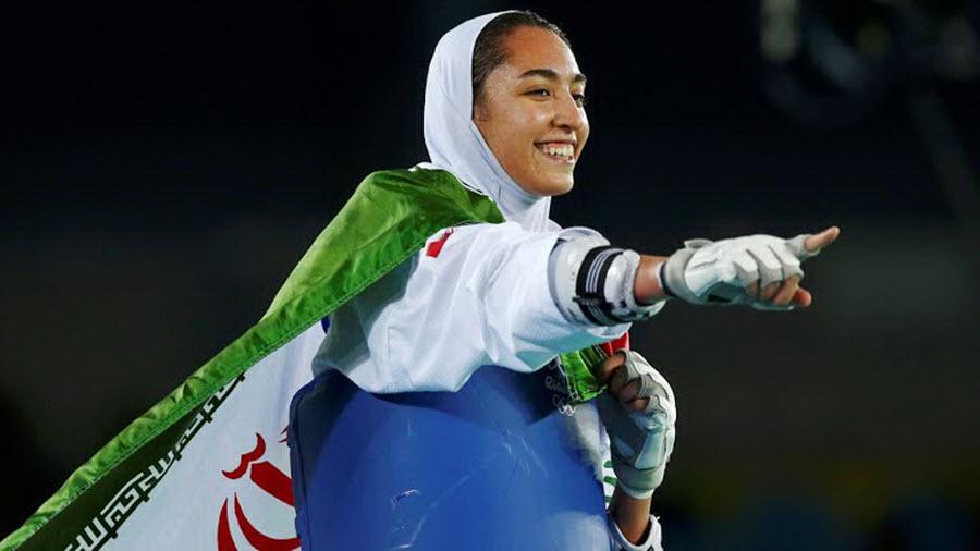کیمیایی بر مس ورزش ایران: مدالآوری بیسابقهی کیمیا علیزاده در المپیک ریو و حرفهای دیگر!