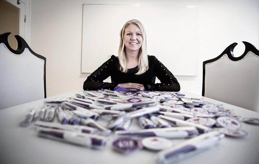چگونه الینا برگلاند -یک دانشمند فیزیک در شتابدهنده بزرگ ال اچ سی- اپلیکیشنی برای پیشگیری طبیعی از بارداری ساخت!