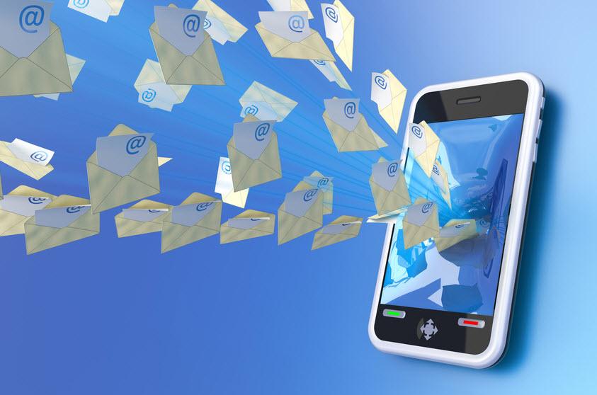 منتظر ایمیل بسیار مهمی از یک فرد خاص هستید؟! ترفندی برای آگاهی از دریافت این ایمیل با پیامک