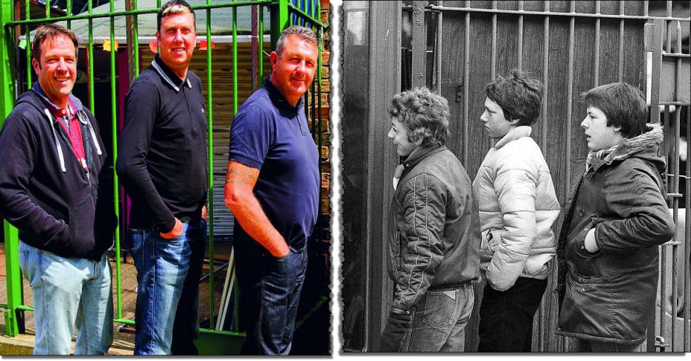 کار جالب یک عکاس: پیدا کردن دوباره آدمهای سوژه عکسهایش بعد از 40 سال و عکسبرداری دوباره از آنها
