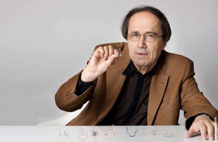 "title:""تست شخصیت با گیره کاغذ توسط روانشناس سوئیسی-http://anamnews.com/ "" alt:""گیره کاغذ"""