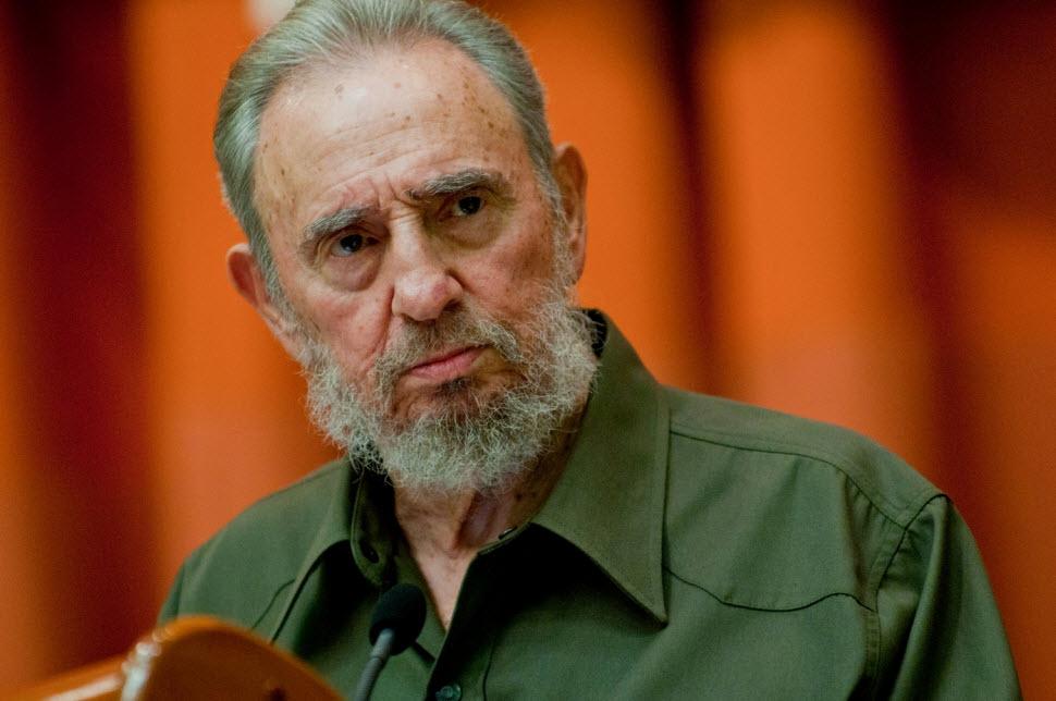 معرفی کتاب: فیدل کاسترو، شرح زندگی شخصی رهبر انقلاب کوبا