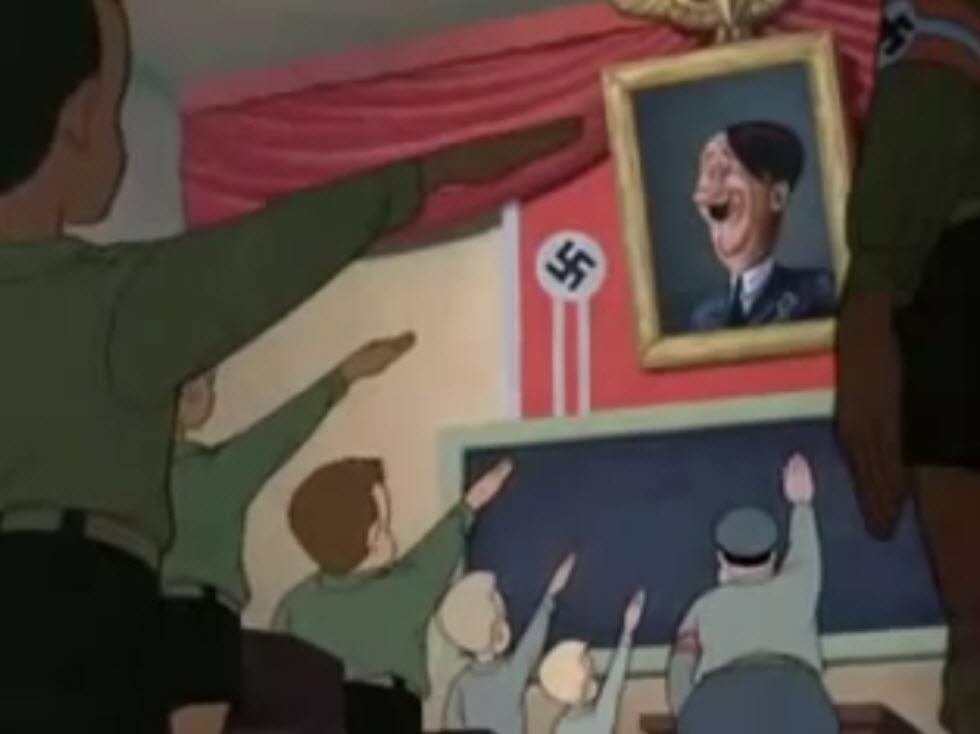 شرکت فیلمسازی دیزنی و سابقه ساخت فیلمهای کوتاه پروپاگاندا در جنگ جهانی دوم: چگونه نازیها از کودکان معصوم، فاشیست میسازند؟