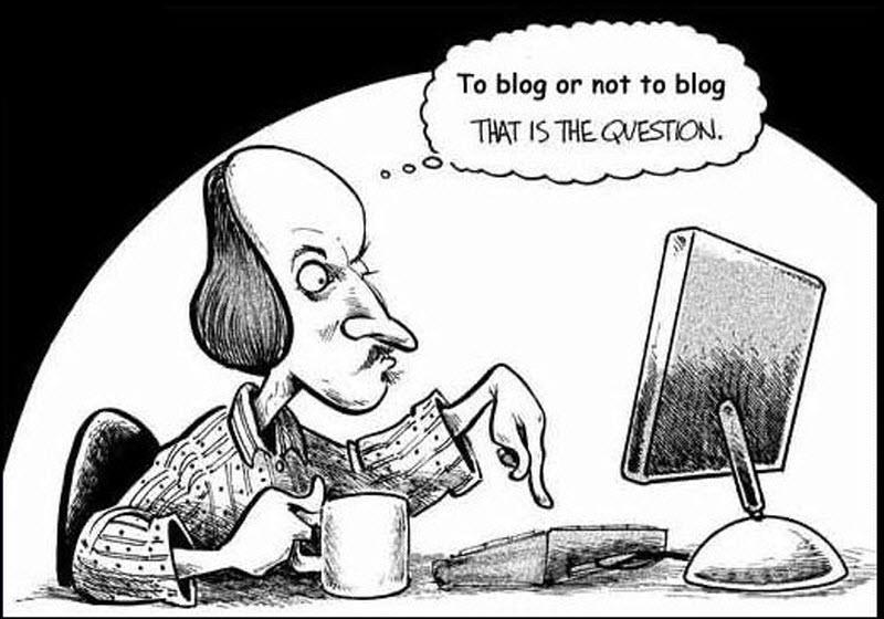 درسنامه و راهنمای خبرخوانی، فیدخوانی و سوژهیابی – قسمت نهم: وبلاگ بنویسم یا نه؟!