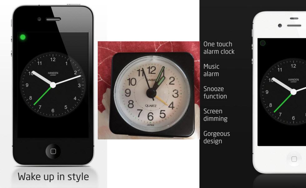اپلیکیشن رایگانشده Alarm Clock یادآوری نوستالژی ساعتهای رومیزی قدیمی