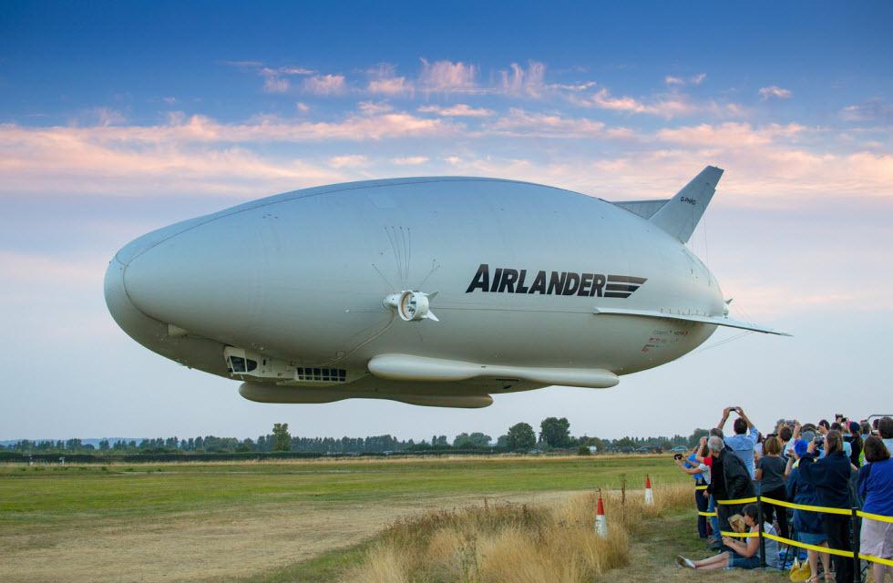 80 سال پس از فاجعه هیندنبورگ، با آزمایش بزرگترین وسیله پرنده دنیا، صنعت کشتیهای هوایی در حال احیا شدن است