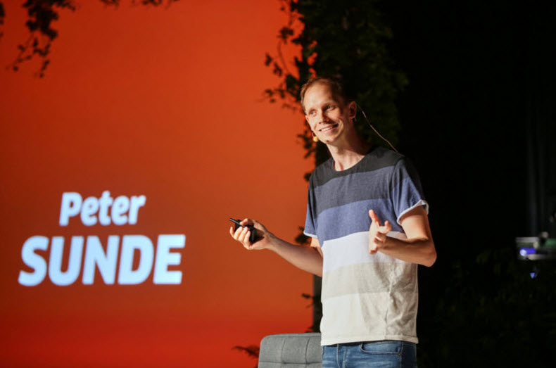 پیتر سونده