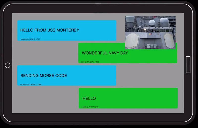 فناوريهاي جديد براي استفاده از فناوريهاي قديمي: تبديل خودکار پيامهاي متني به کد مورس و برعکس