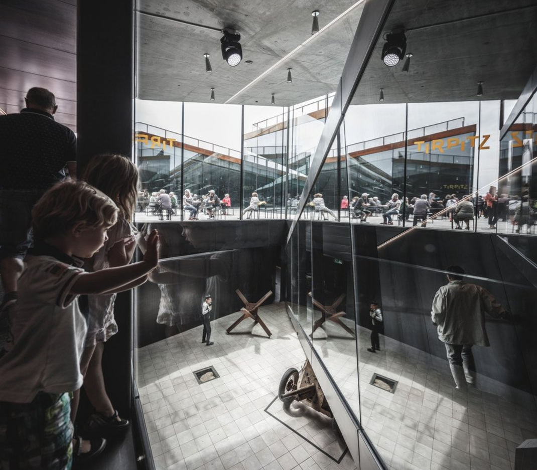 يکي از بزرگترين پناهگاههاي نازيها تبديل به موزه شد