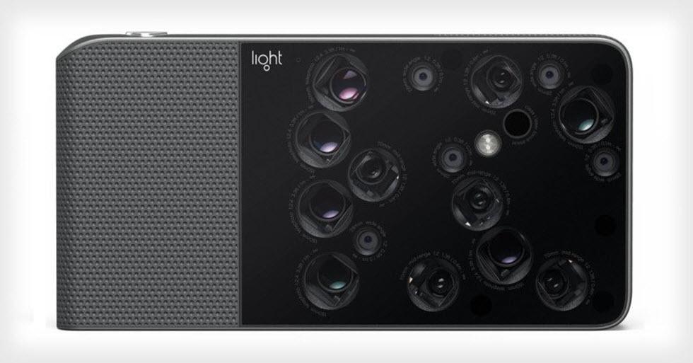 داشتن یک دوربین DSLR خوب هم شما را از وسوسه خرید دوربین شگفتانگیز L16 در امان نگاه نمیدارد!