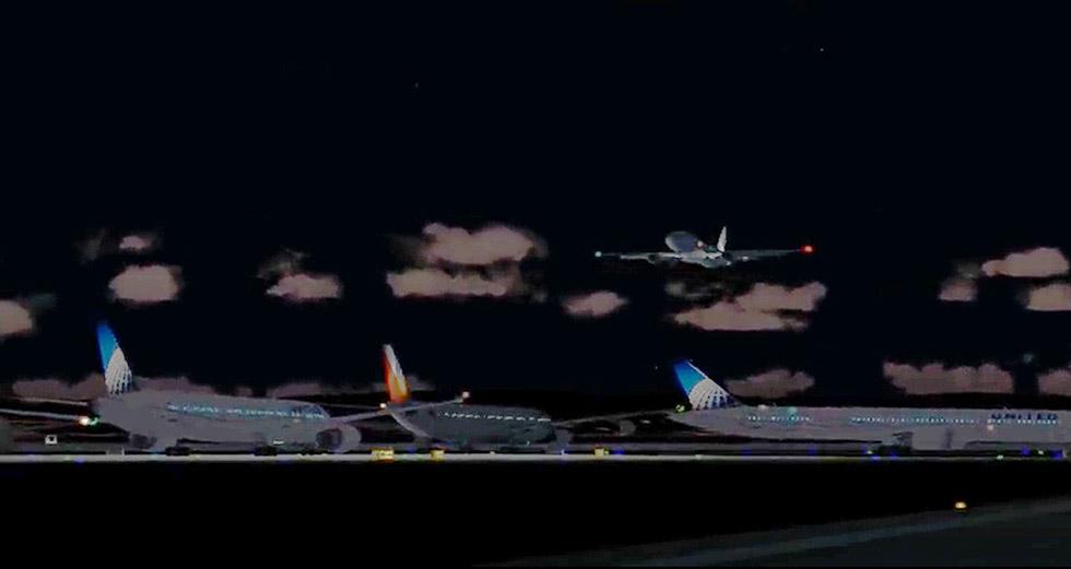 چگونه یک خلبان اشتباه خودش را جبران و از بدترین حادثه هواپیمایی تاریخ جلوگیری کرد
