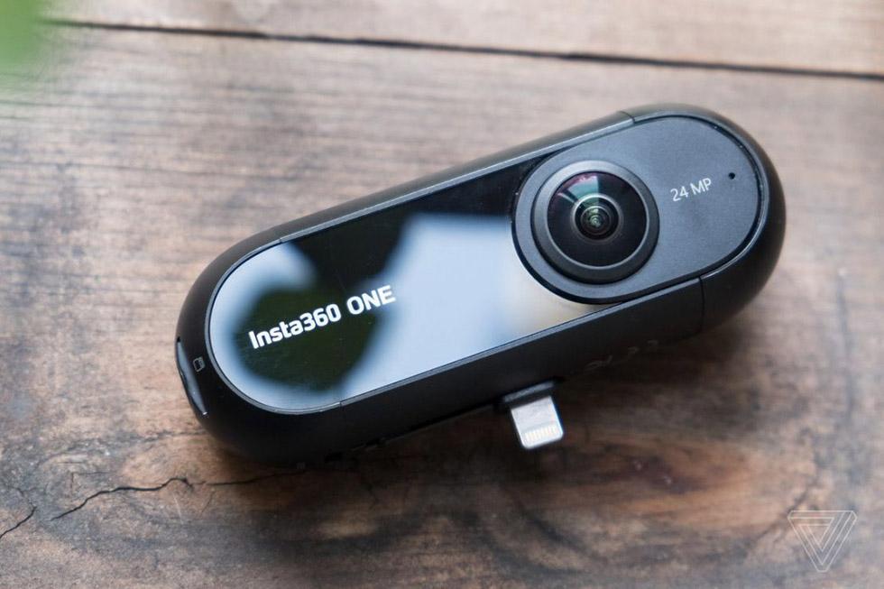 Insta360 One یک دوربین 360 درجه برای فیلمبرداری 4K با مجموعهای تمامنشدنی از قابلیتهای جذاب عکاسی است