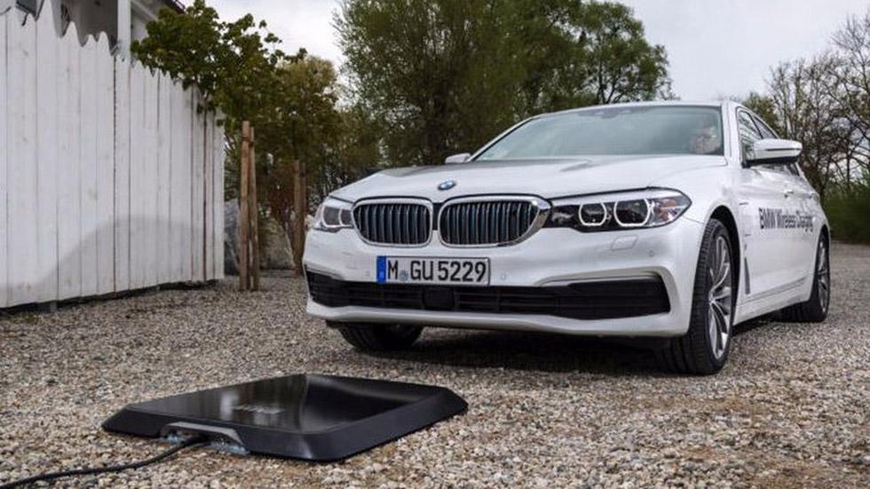 بیامو برای خودروهای الکتریکی شما پد شارژ بیسیم عرضه میکند