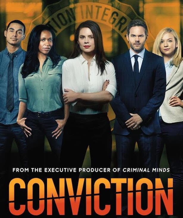 سریال Conviction