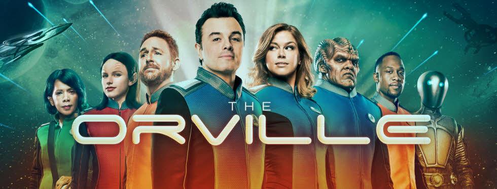 سریال Orville