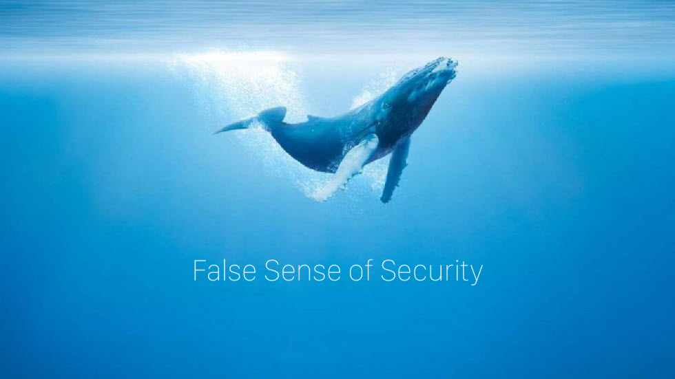 چالش نهنگ آبی و حس اشتباه امنیت