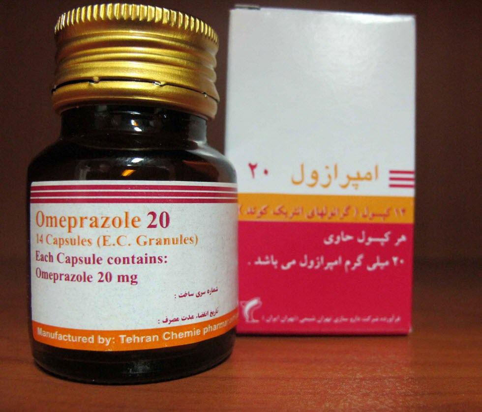 هشدار در مورد بیمارانی که طولانی مدت داروهایی مثل امپرازول، پنتوپرازول، اسموپرازول را می خورند: افزایش دست کم دو برابری احتمال ابتلا به سرطان معده