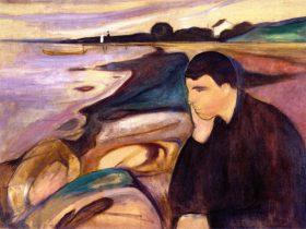 Melancholy (Edvard Munch)