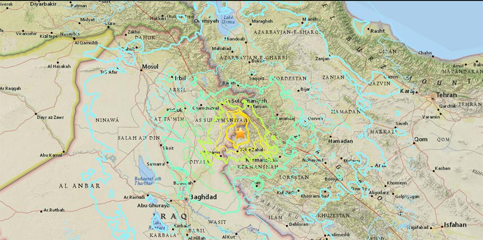 معرفی اپلیکیشن هایی که ما را برای وقوع زلزله و اقدام های پس از آن آماده می کنند