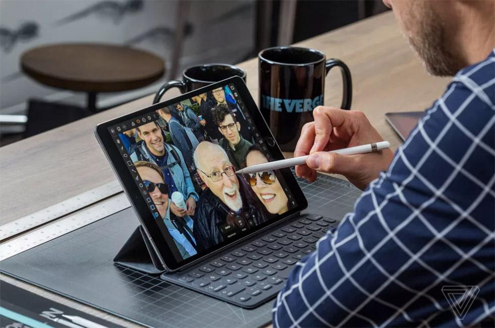 اپل می خواهد در سال ۲۰۱۸ آیپدی با Face ID و بدون کلید هوم معرفی کند