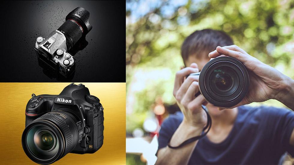 اگر میخواهید امسال یک دوربین DSLR بخرید؛ به پیشنهادات سال 2017 نگاهی بیندازید
