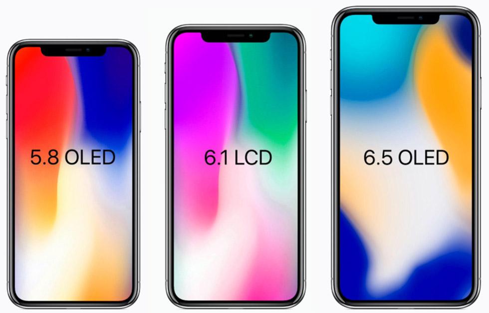 اپل سال آینده سه آیفون با اندازه های مختلف از جمله مدل ۶.۱ اینچی با صفحه نمایش LCD و پنل پشتی فلزی معرفی می کند