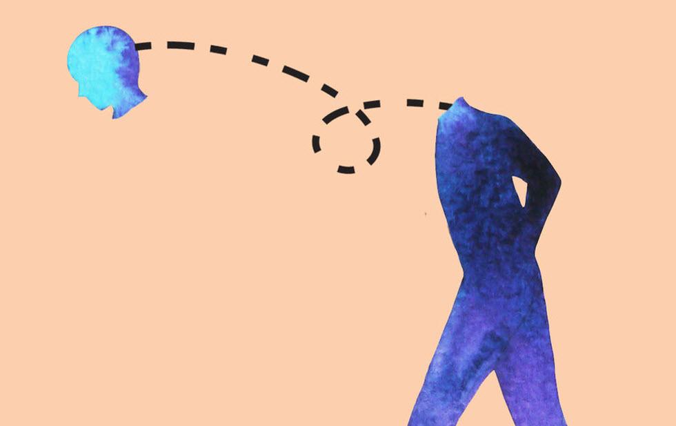 تأثیر پیادهروی روی خلاقیت