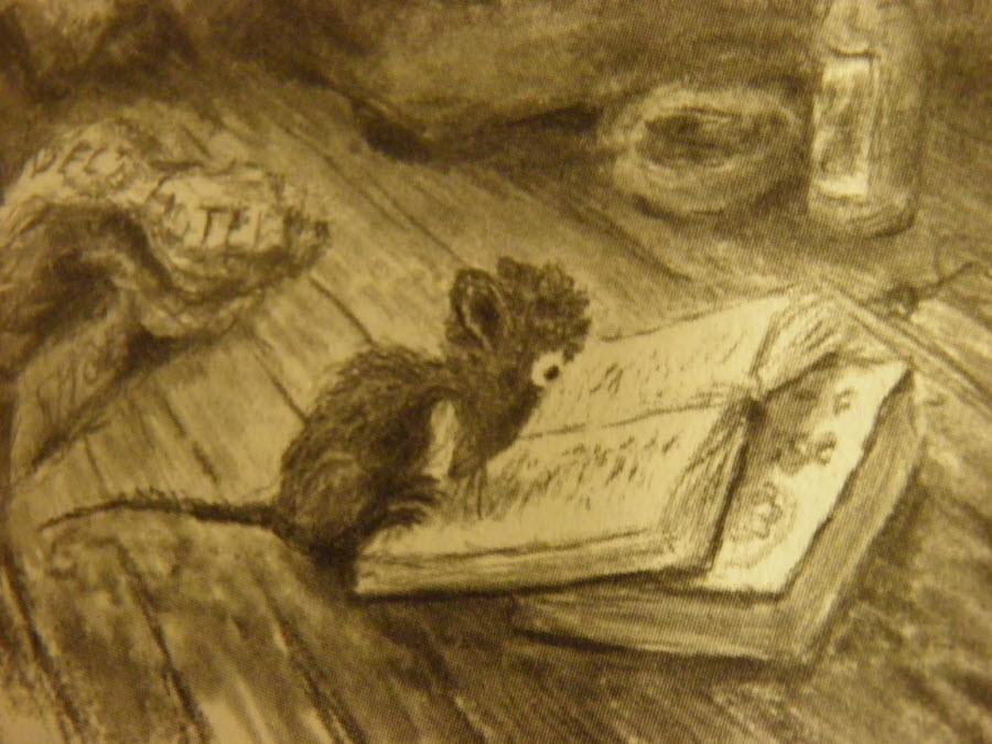کتابفرمین، موش کتابخوان