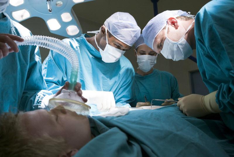 خطر جراحی