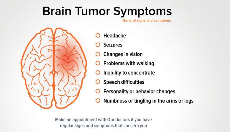 سردرد تومور مغز