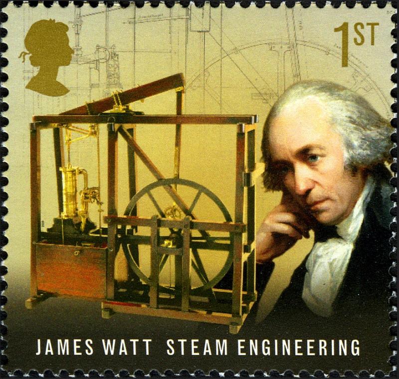 جیمز وات