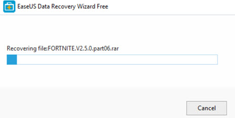 6 18 2018 5 18 44 PM - بازیابی فایلهای از دسترفته با نرمافزار توانمند EaseUS Data Recovery Wizard