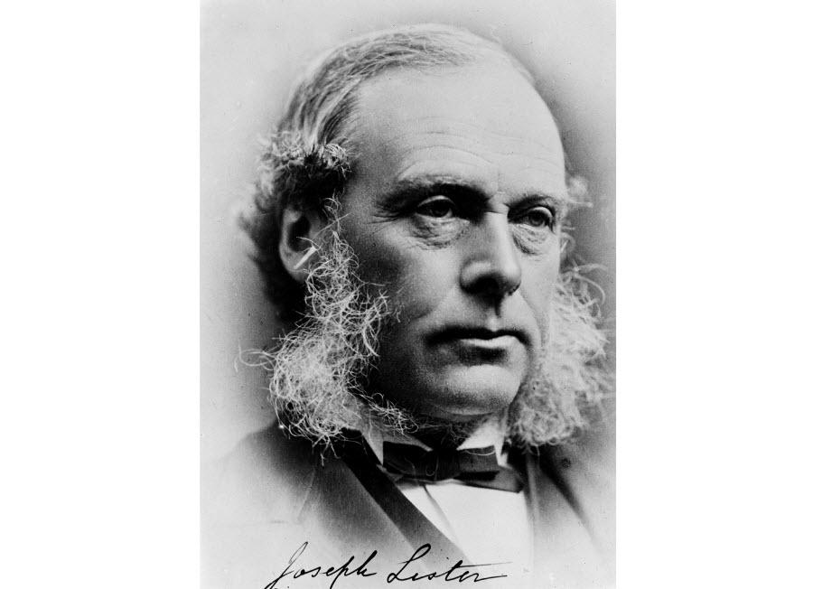 جوزف لیستر