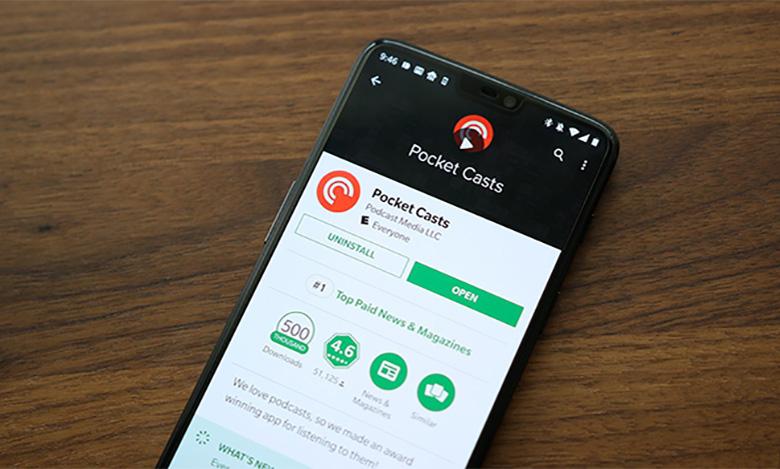 نسخه بتای اپلیکیشن Pocket Casts برای گوش کردن به پادکست، رونمایی شد