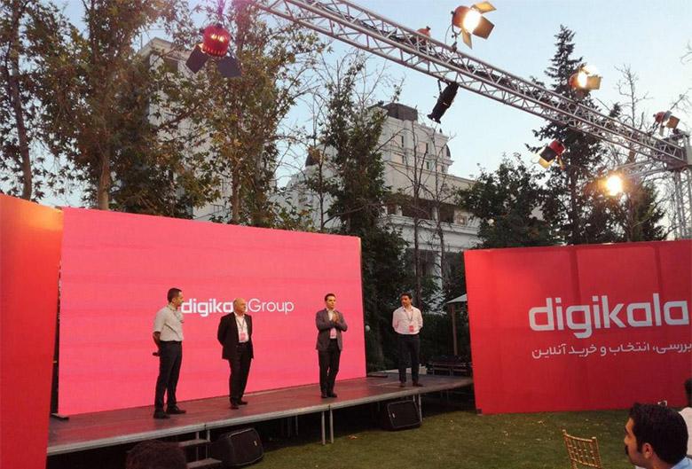 دیجی کالا با همکاری سوپرمارکت آنلاین روکولند، مواد خوراکی و تند مصرف را ۳ ساعته به دست مشتری می رساند
