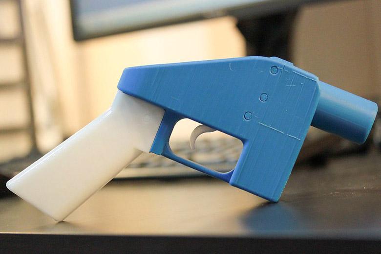 انتشار نرمافزارهای ساخت سلاح با چاپگر سه بعدی در چند ایالت امریکا ممنوع شد