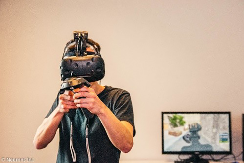 The 5G virtual reality gaming experience - ۵ فناوری نوظهور که ۵G آن‌ها را متحول خواهد کرد