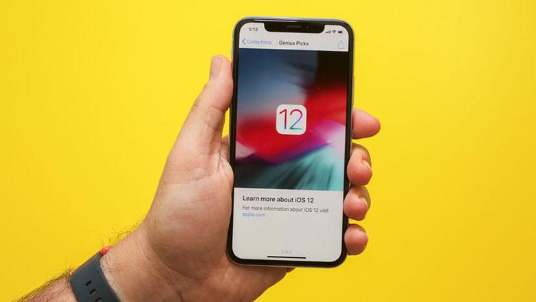 چگونه آیفون و آیپد خودمان را به iOS 12 بهروزرسانی کنیم؟