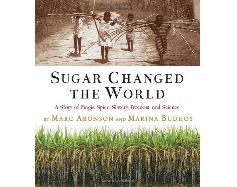 توصیه کتاب: شکر جهان را تغییر داد