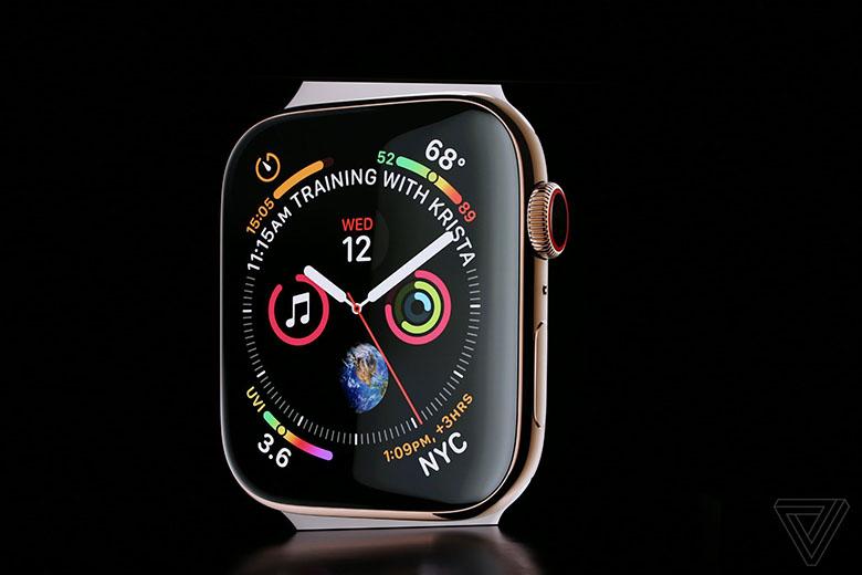 اپل واچ سری 4 معرفی شد: صفحهنمایش بزرگتر، سرعت بیشتر و قابلیتهای جدید سلامتی و ورزشی