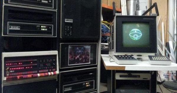 گالری عکس: عکسهایی قدیمی از اولین کامپیوترهای دنیا