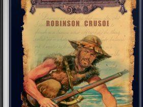 کتاب رابینسون کروزو نوشته دانیل دفو