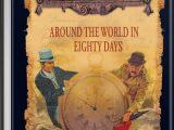 کتاب دور دنیا در هشتاد روز نوشته ژول ورن