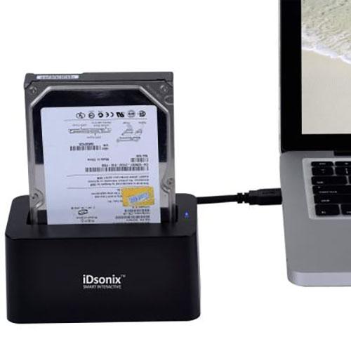 ۴ داک با کیفیت و خوش قیمت برای اتصال هارددیسکهای داخلی با کابل USB به کامپیوتر و لپتاپ
