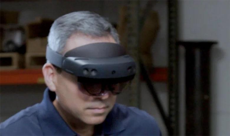 تصاویری از هدست هولولنز ۲ مایکروسافت پیش از رونمایی رسمی