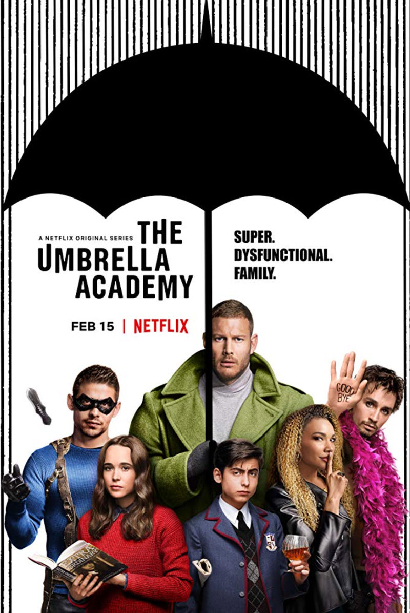 سریال The Umbrella Academy