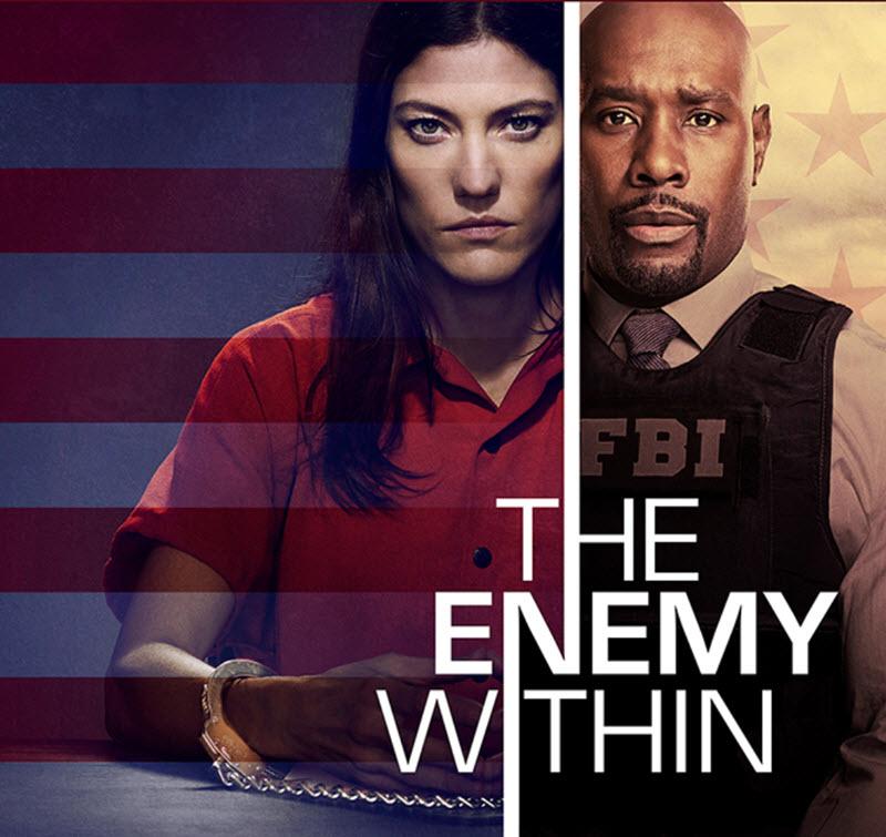 سریال The Enemy Within