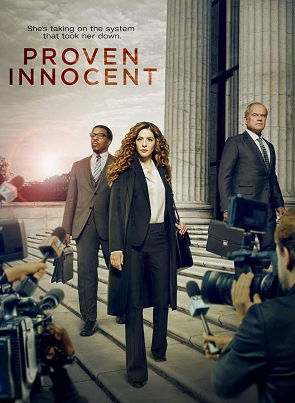 سریال Proven Innocent