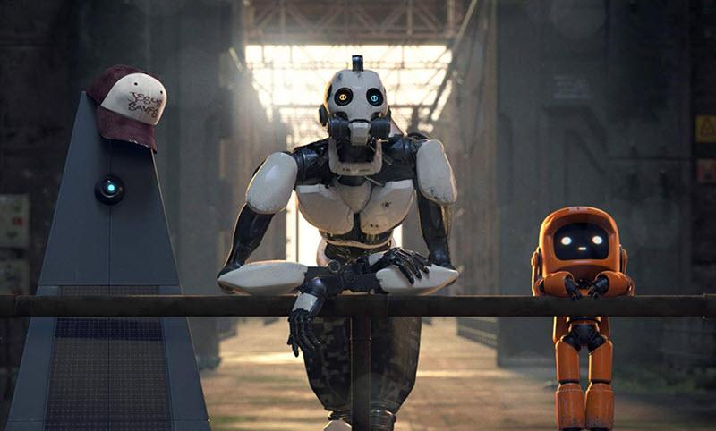 سریال Love Death & Robots